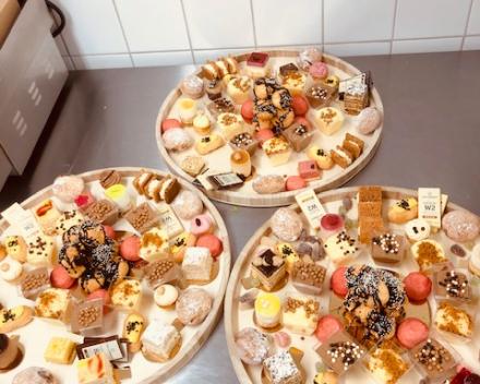 dessert 3 x 5 personen