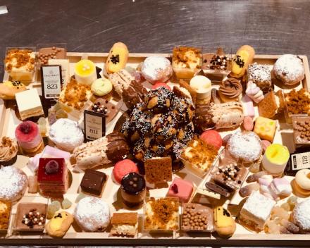 dessert buffet 4 personen